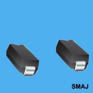 SMAJ5.0(C)A Thu SMAJ170(C)A  400W SMD TVS Diodes