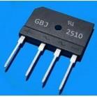 Bridge Rectifier GBJ25005-GBJ2510