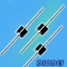 6A silicon rectifier diodes 6A05 6A1 6A2 6A4 6A6 6A8 6A10